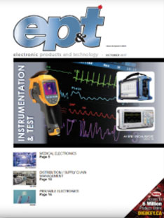 EP&T Magazine Cover