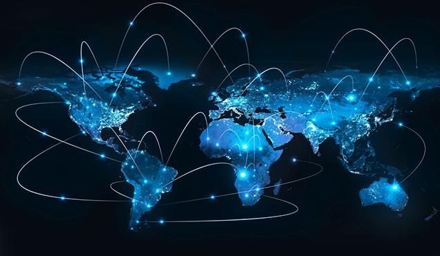 Aculon Global Location Map